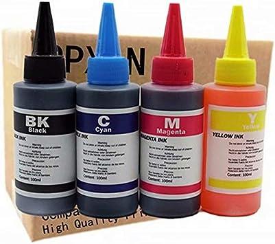 Tinta de Tinte Universal, 100 ML, para Impresora Epson Stylus ...