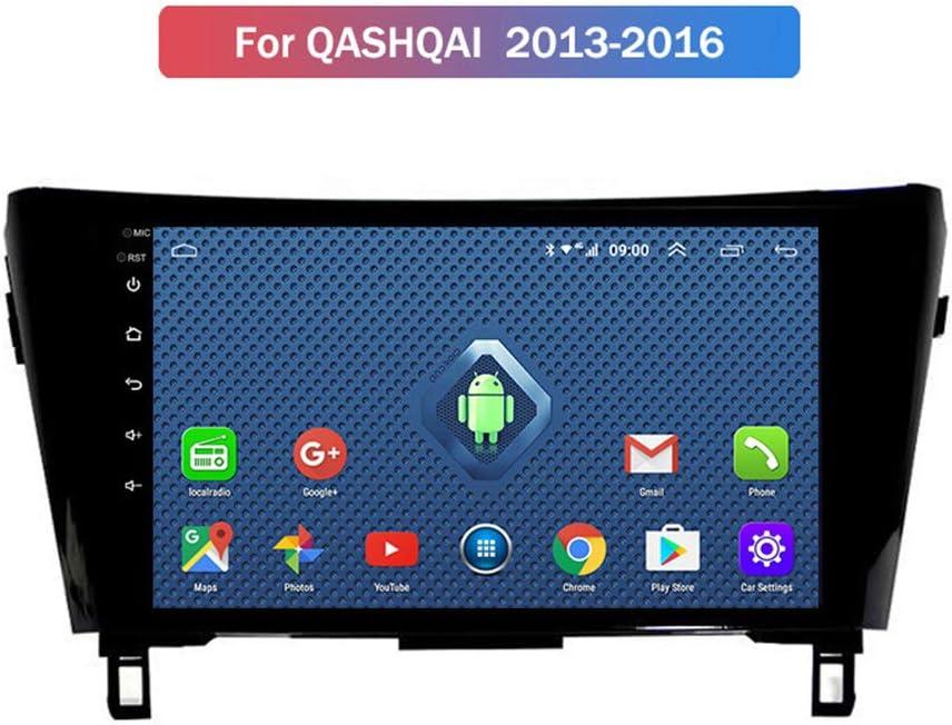 Foof Android Car MP5 Player Con Pantalla Táctil De 10.1 Pulgadas GPS Navi Para Nissan Qashqai X-Trail 2013-2018 Mirror Link (Ios, Android) Radio FM Wifi Bluetooth Multimedia,4gwifi2g+32g: Amazon.es: Coche y moto