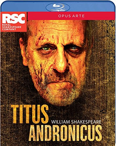 Shakespeare: Titus Andronicus - Pattern Handled
