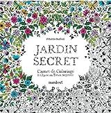 Jardin secret, carnet de coloriage et chasse au trésor anti stress de Johanna Basford (2013)