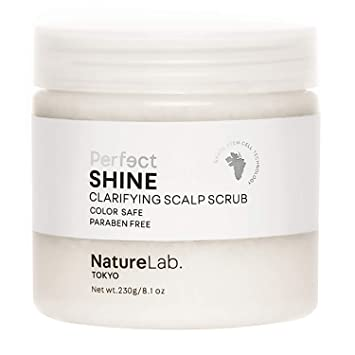 Amazon Com Naturelab Tokyo Perfect Shine Clarifying Scalp Scrub