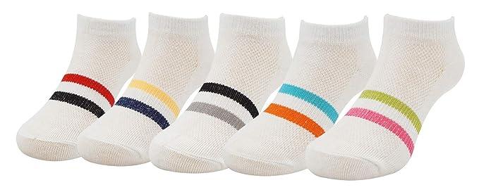 Amazon.com: Bebé niño Niña calcetines RAINBOW calcetines ...