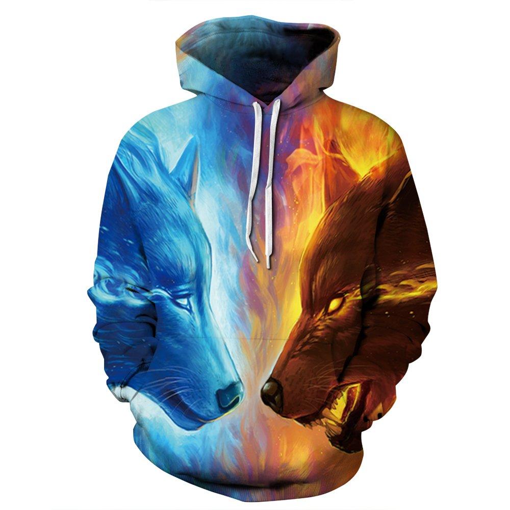 Hoodies & Sweatshirts 3d Customize Link Hoodie Zipper Sweatshirt Spare No Cost At Any Cost