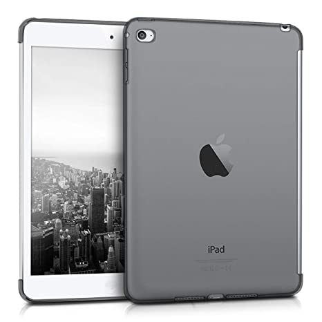 kwmobile Funda Inteligente para Apple iPad Mini 4 - Carcasa [Trasera] de [TPU