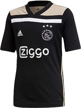 adidas 2018-2019 AJAX Away Football Soccer T-Shirt Camiseta (Kids ...