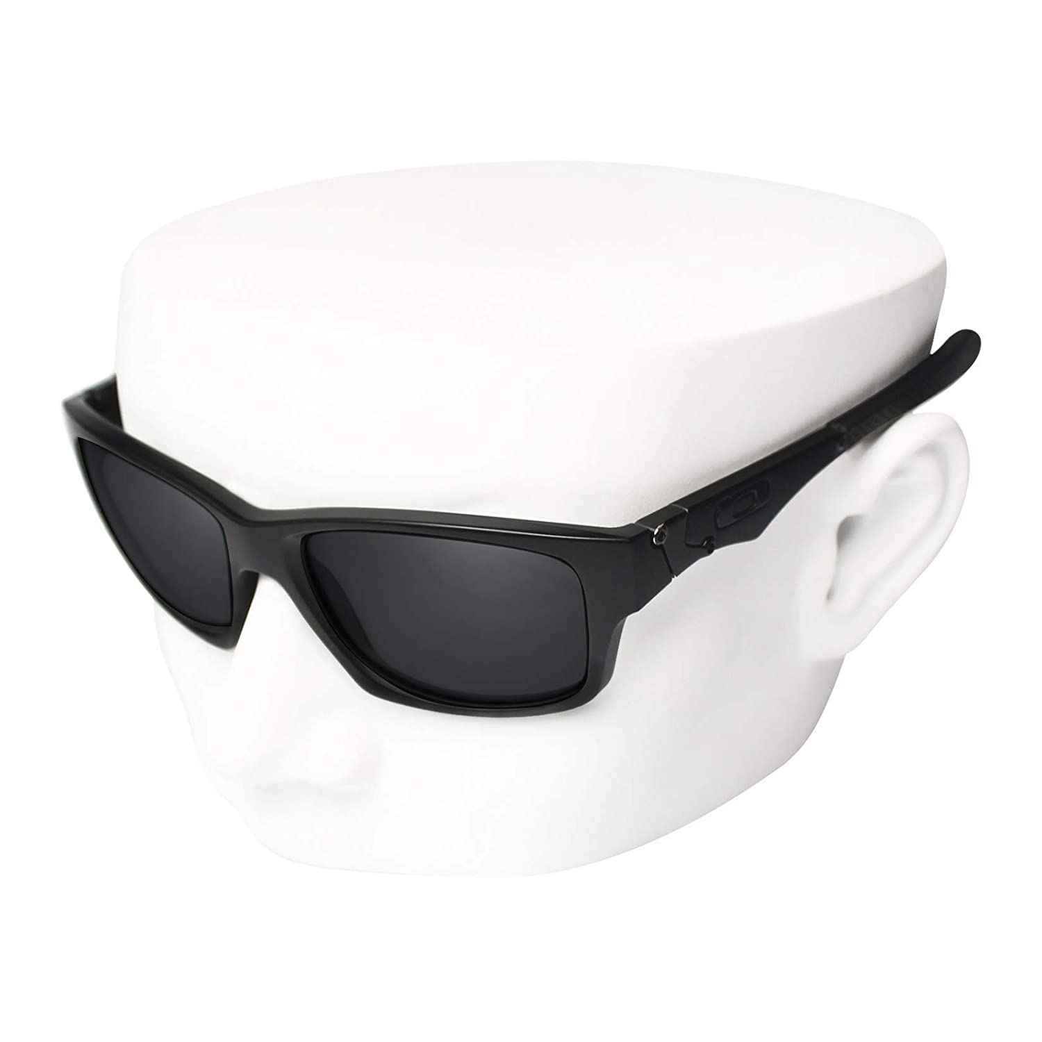 e31a57dff07 OOWLIT Replacement Sunglass Lenses for Oakley Jupiter Squared POLARIZED ( Black