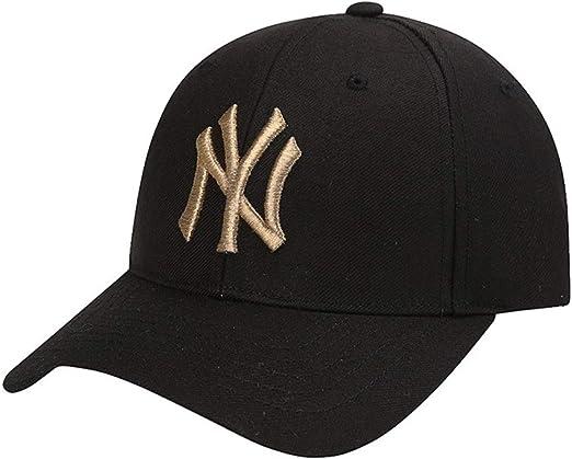 xiaochicun Gorra de béisbol Bordada MLB Classic NY Gorra de Corea ...