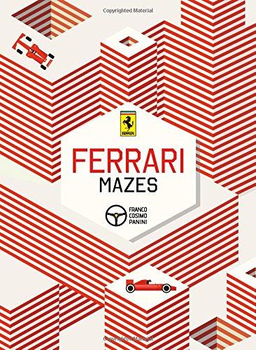 Ferrari Mazes Book pdf