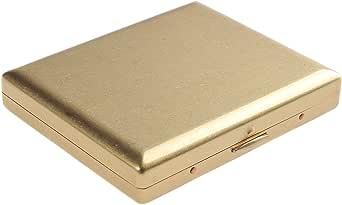 Quantum Abacus Cigarette Case made of copper, modern elegance, holds 20 cigarettes, Mod. KC8-02 (US)