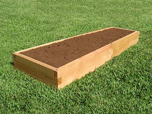Cedar Raised Garden Beds (24
