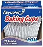 reynolds baking cups jumbo - Reynolds Baking Cups, Jumbo, 288 Cups, 12 Count by Reynolds