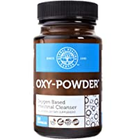 Global Healing Center Oxy-Powder Colon Cleanse Detox - Oxygen Based Safe and Natural Intestinal Cleanser - Relief from Occasional Constipation (20 Capsules)