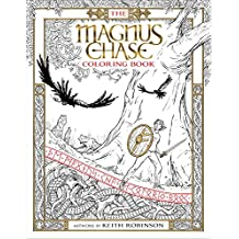 The Magnus Chase Coloring Book