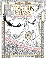 The Magnus Chase Coloring Book (a Magnus Chase