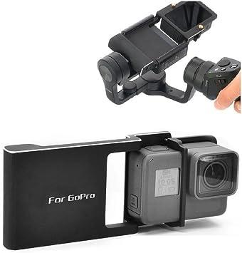 Flycoo Funda para conectar tu cámara a un estabilizador manual Dji ...