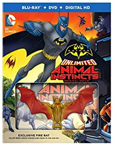 Batman Unlimited:Animal Instincts