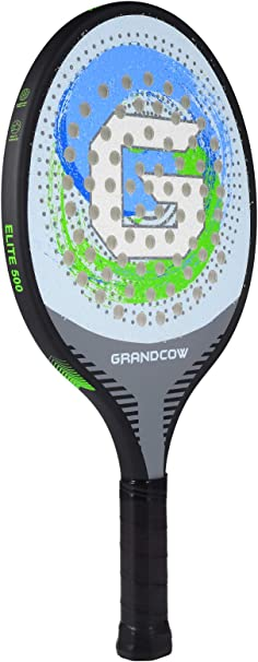 GRANDCOW Platform Tennis Paddle Racket Pro Carbon Fiber Power Lightweight Paddles Padel Racquet
