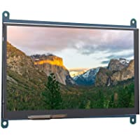 1024x600 Display Screen, 164.9 X 124.27Mm LCD Screen, 7-Inch LCD for