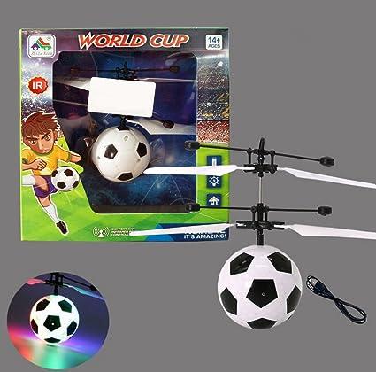 Amazon.es: GZQ Bola voladora, Niños voladora Juguetes RC, Dron ...