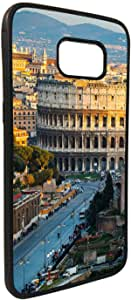 Painting - Rome Printed Case for Galaxy S7