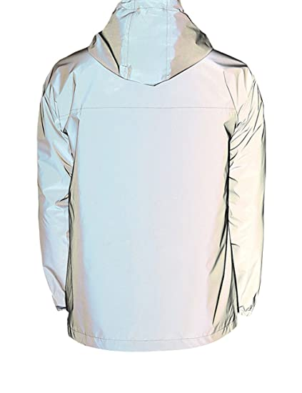 Tr Women S Fully Reflective Jacket 3m Cycling Jacket At Amazon