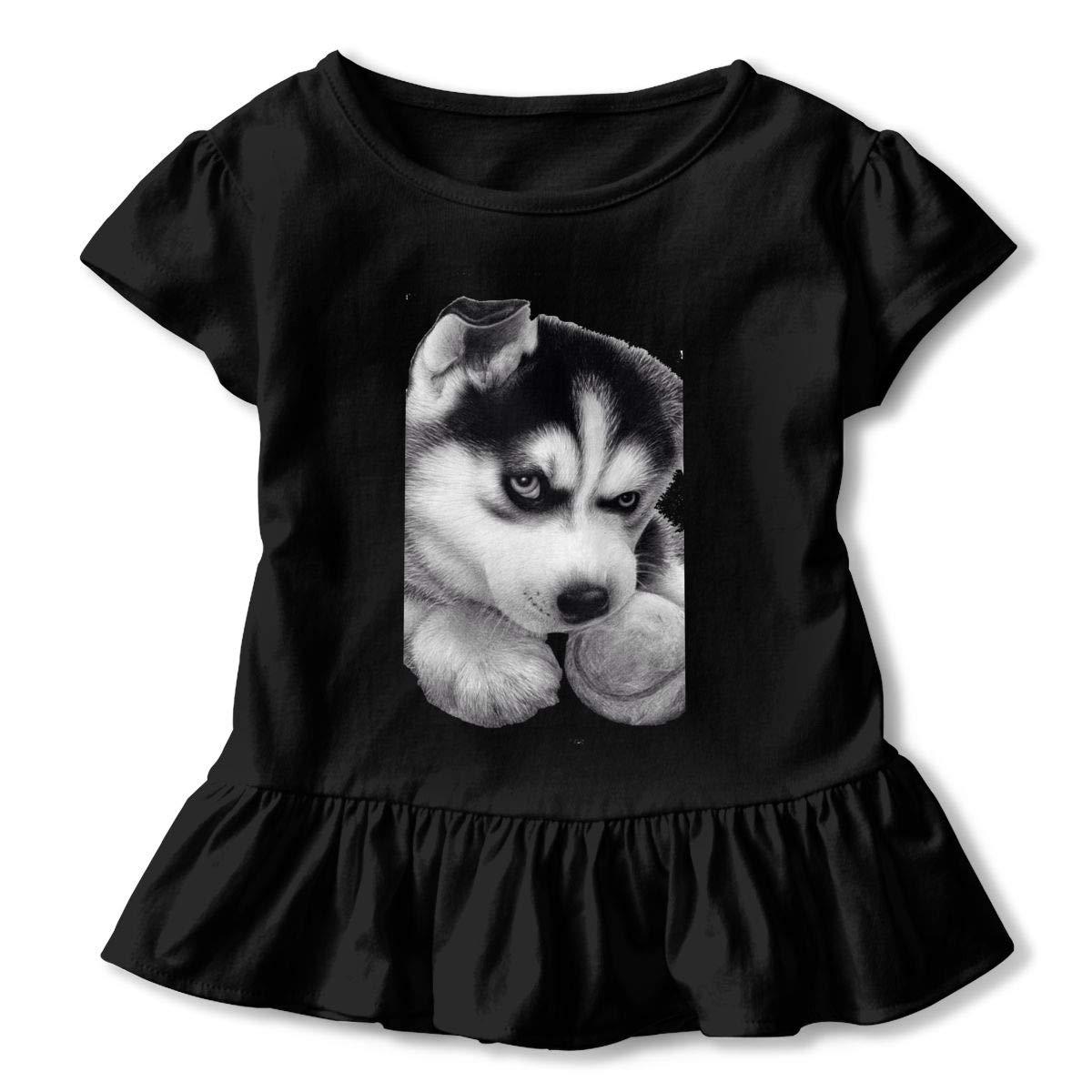 Kwai-h Dog Outdoor Lover Short-Sleeve Tunic T-Shirt
