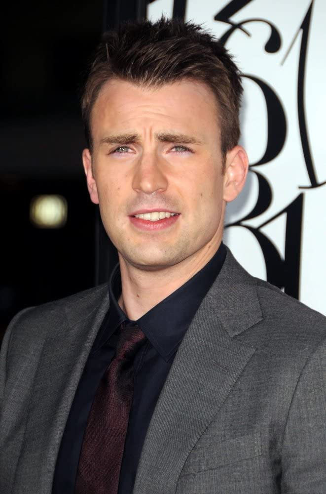 Chris Evans At Arrivals For What_s Your Number? Premiere ...
