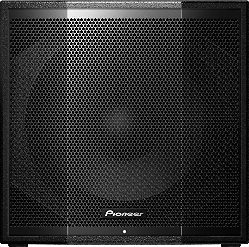 Pioneer DJ XPRS115S 15-inch Powered Subwoofer (15 Sub Pioneer)