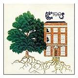 Garden of Jane Delawney by Trees (1993-07-15)