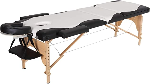 Mesa de Masaje Cama plegable portátil del sofá de la terapia del ...