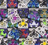 3'' HAND SPINNER MIX, Case of 2