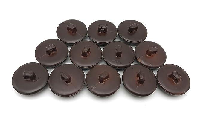 wommty 11 piezas resina compuestos ropa botón Set para ...