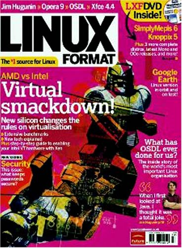 Magazines : Linux Format - Incls Linux Format - DVD