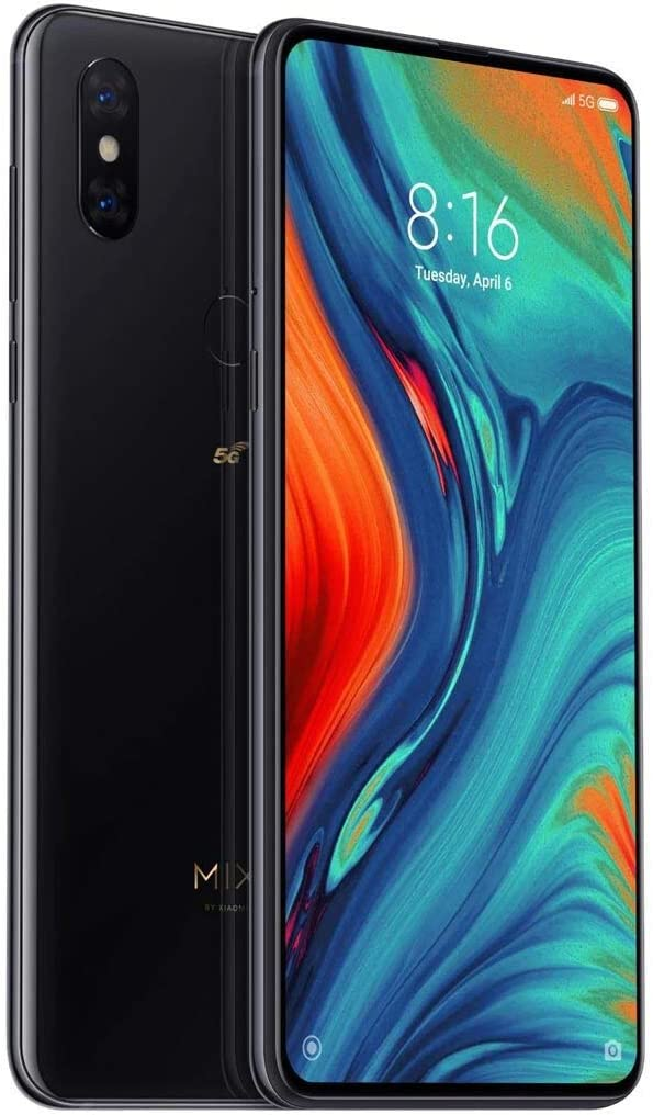Xiaomi - Xiaomi Mi Mix 3 5G Onyx Black 6Gb + 128Gb Móvil Libre