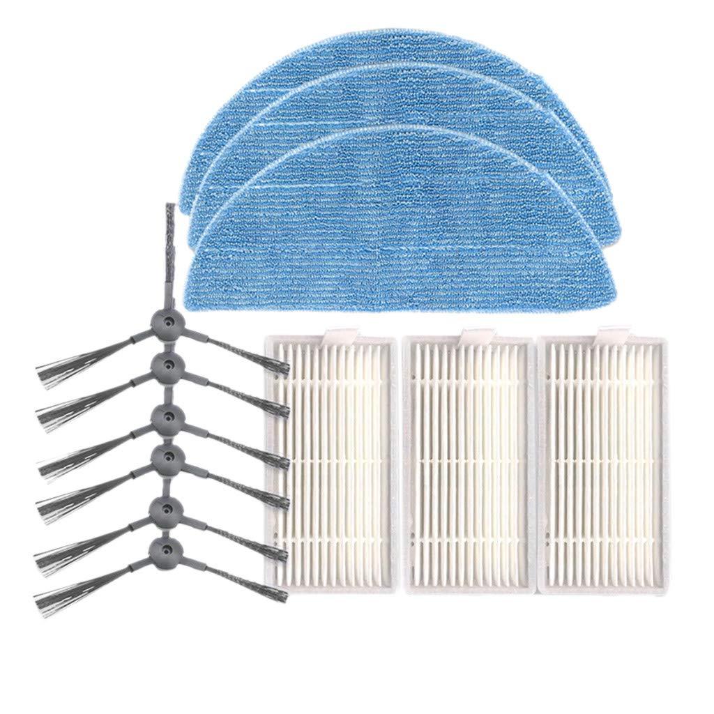 SMILEQ Kit de reemplazo para la barredora de Barrido Ilife V5S Pro ...