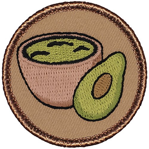 Guacamole Patrol Patch - 2
