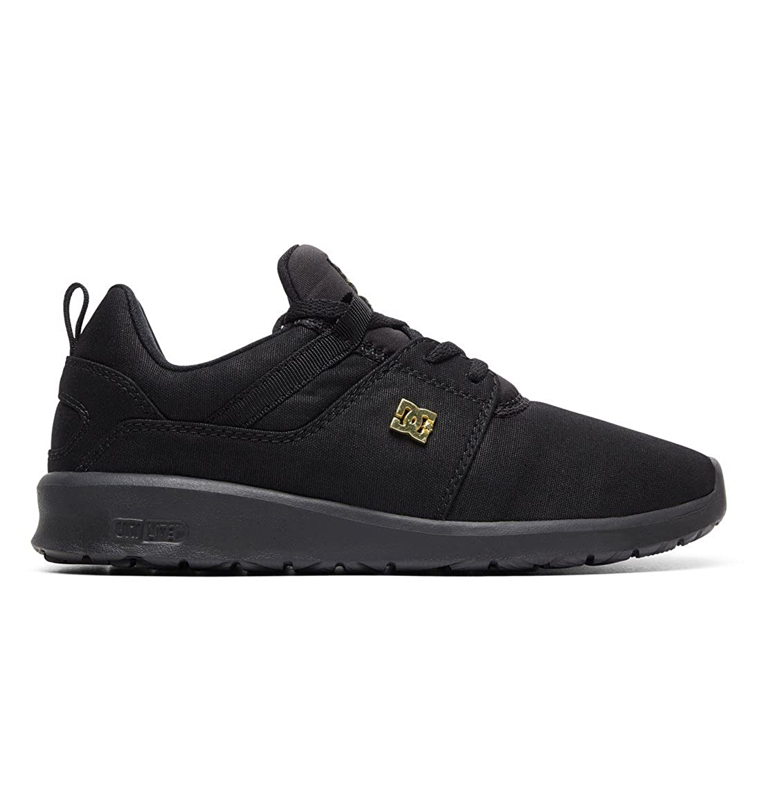TALLA 38.5 EU. DC Shoes Heathrow TX Se, Zapatillas de Skateboard para Mujer