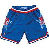 907463cfe68 Mitchell   Ness 1993 NBA All Star East Men s Authentic Throwback Blue Shorts