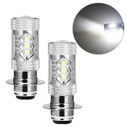 2pcs 12v 35w Atv Headlight Head Light Halogen Lamp Bulb For Yamaha Banshee 350 Big Bear Blaster 200 Grizzly Kodiak Rhino Atv,rv,boat & Other Vehicle