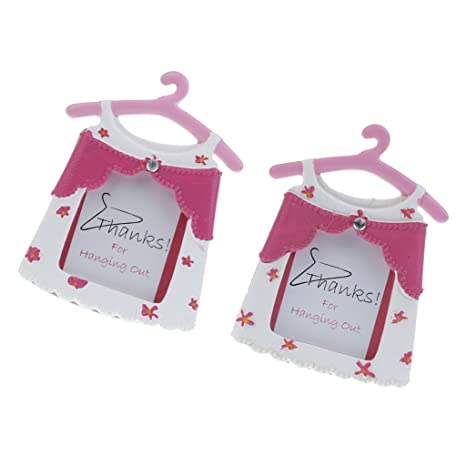 Buy Segolike 2 Pieces Fashion Lovely Clothes Hanger Photo Frames