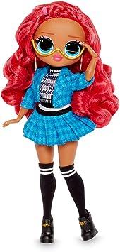 Oferta amazon: Giochi Preziosi L.O.L Surprise OMG Serie 3 Class Prez Fashion doll (LLUE0310)