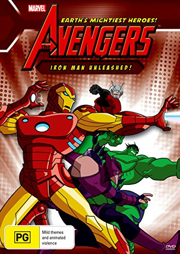 The Avengers: Earth's Mightiest Heroes! - Iron Man Unleashed! (marvel)