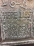 Halloween RIP Jack O Lantern Tombstone Party Favor Decoration Gift Keepsake