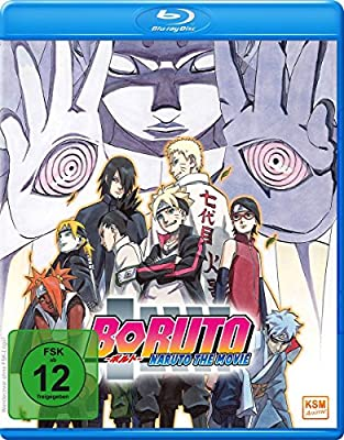 Boruto - Naruto The Movie (2015) [Blu-ray] [Alemania ...