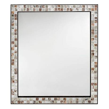 Amazon.com: HOLIDAY SPECIAL! Wall Mirror Briscoe Collection with ...