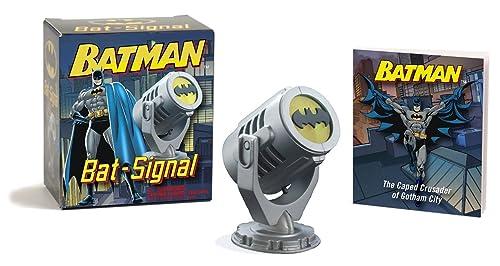 Batman: Bat Signal (Miniature Editions)