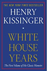 White House Years Paperback