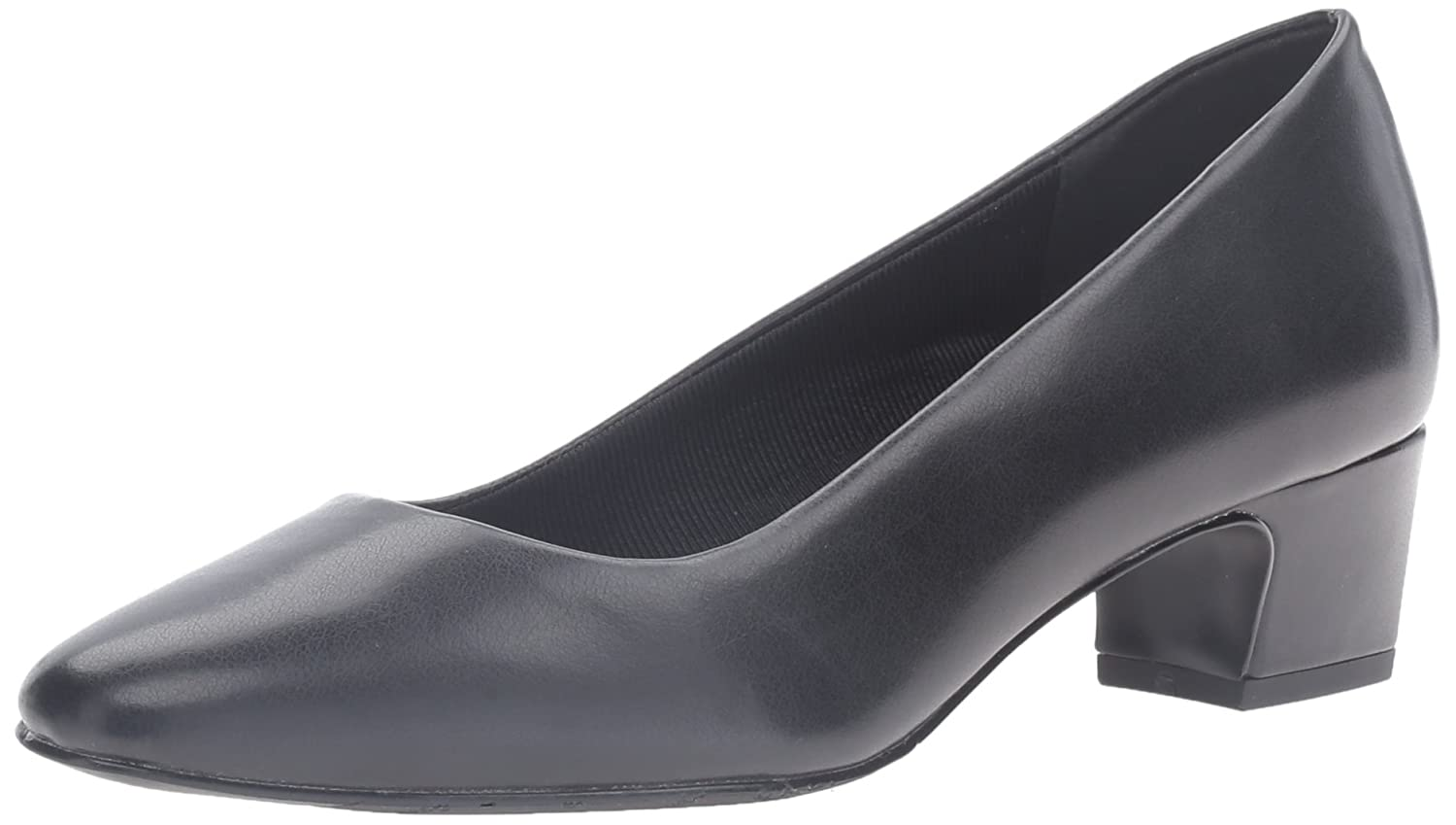 Easy Street Women's Prim Dress Pump B01HN76PFG 9.5 E US|Black
