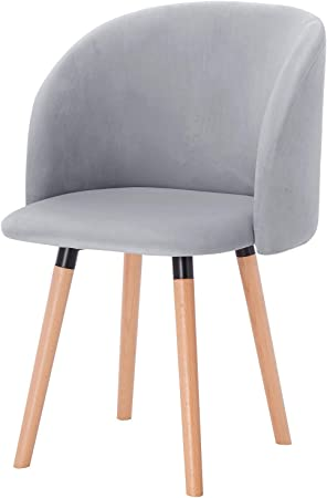 silla comedor blanca reposabrazos