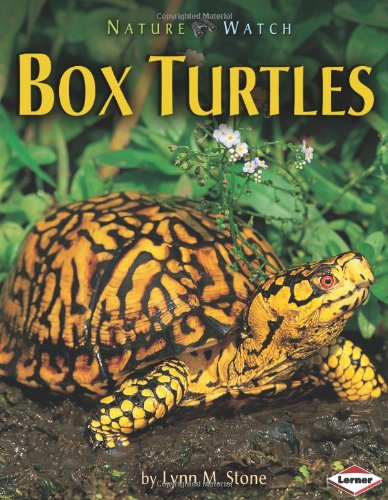 Box Turtles (Nature Watch) by Brand: Lerner Publications